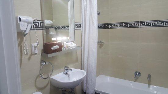 Sudima Hotel Hamilton: small but clean and modern