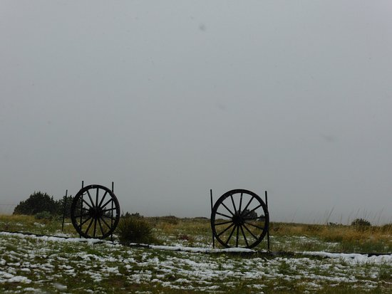 ทอร์ริงตัน, ไวโอมิง: Tea Kettle Ranch, Torrington, WY, USA