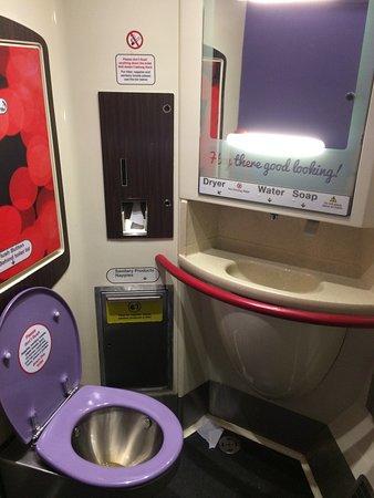 toilets picture of virgin trains london tripadvisor rh tripadvisor co uk