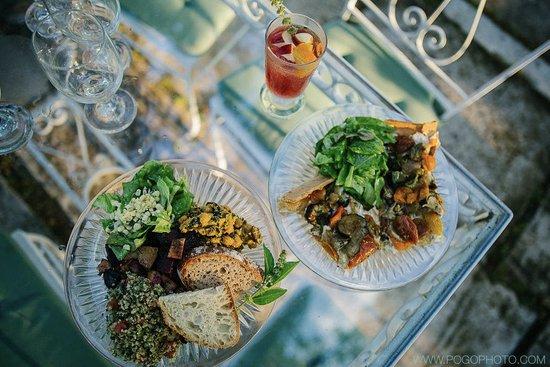 Manchester, VT: Farm Night Vegetarian Dinner - Summer Wednesdays