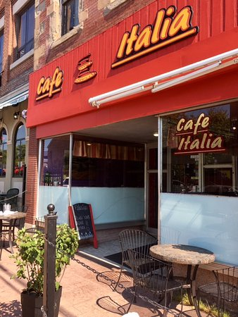 New Glasgow, Kanada: Cafe Italia