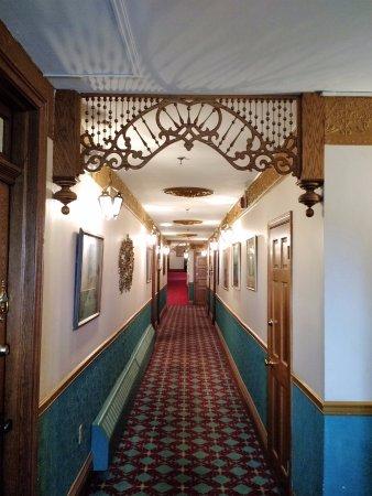 Frostburg, MD: One of the hallways