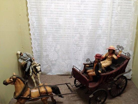 غابلينجرز هوتل جونتر: A display in the museum