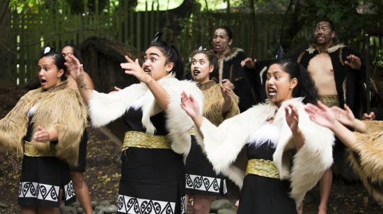 Ko Tane Maori Experience at Willowbank Wildlife Reserve