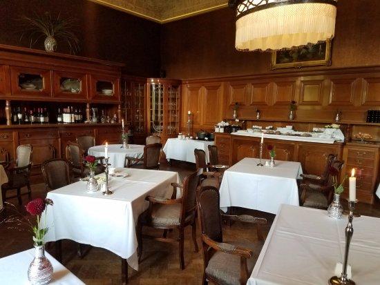Bjertorp Slott: Dining Room