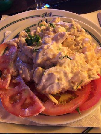 Gigi's : Fish salad