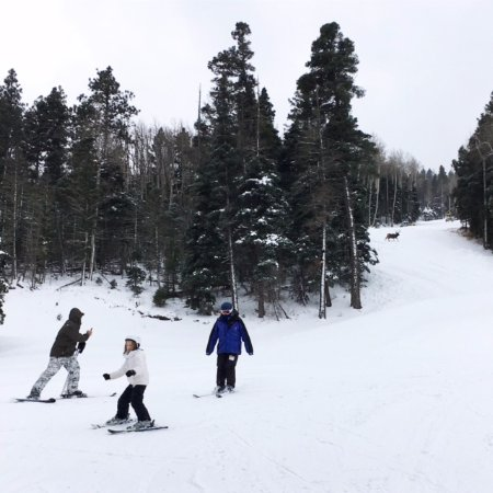 Vadito, NM: Sipapu ski runs