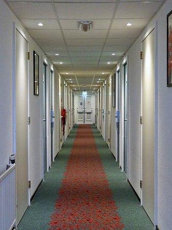 Vlaardingen, Nederland: hallway