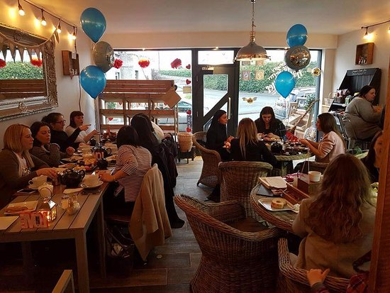 Dyserth, UK: Private Function Baby Shower
