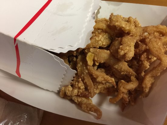 Essex, MA: fried clams