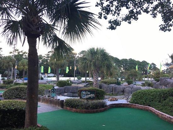 Gilligan 39 s island funland golf garden city beach sc top tips before you go with photos for Things to do in garden city sc