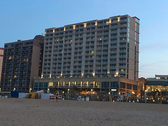 Hilton Garden Inn Virginia Beach Oceanfront Updated 2017 Prices Hotel Reviews Tripadvisor