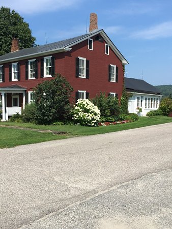 Cambridge, VT: Boyden Valley Winery
