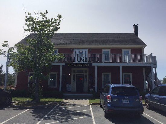 Rhubarb Restaurant Front View
