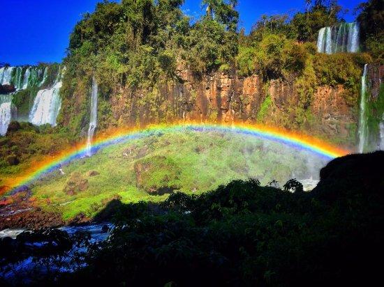 Foto Ruta Buenos Aires : Iguazu rainbow