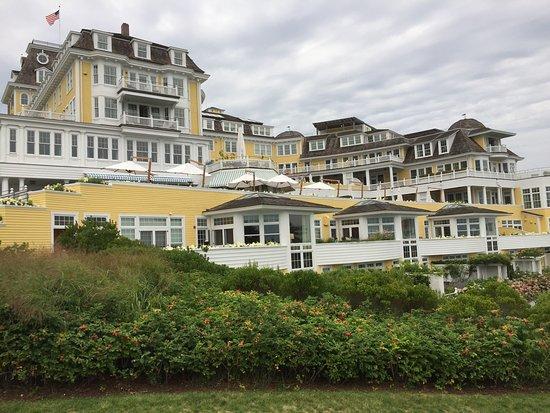 Ocean House Restaurant Watch Hill Rhode Island