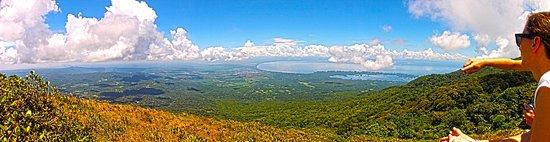 Granada Department, Nicaragua: Mombacho volcano view