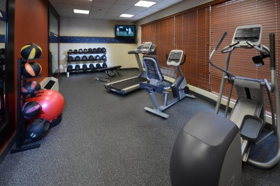 Martinsville, VA: Fitness Center