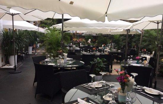Orient express french restaurant guangzhou restaurant for Gardening express reviews