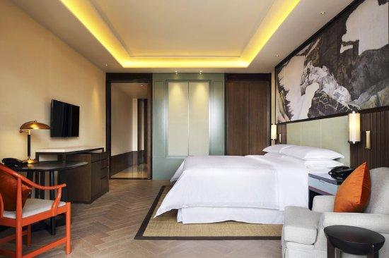 Dayi County, Китай: Deluxe King Size Room