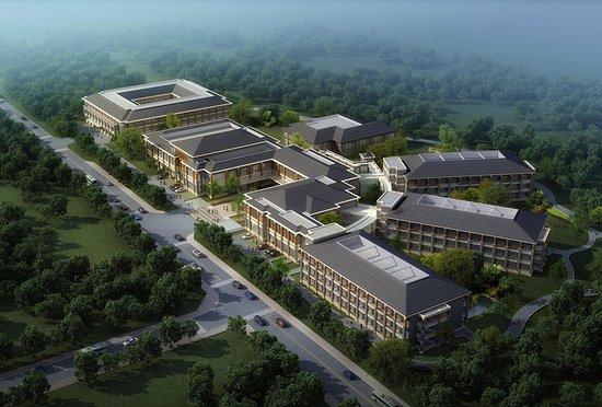 Dayi County, Китай: Hotel Exterior - Rendering
