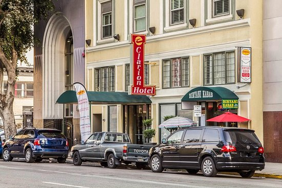 clarion hotel downtown oakland updated 2018 prices. Black Bedroom Furniture Sets. Home Design Ideas