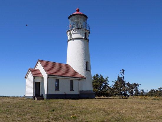 Port Orford, OR: Cape Blanco Light