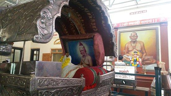 Akkalkot Swami Samarth Maharaj Temple: 20170902_115812_large.jpg