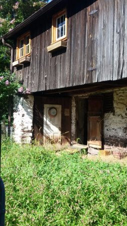 Kintnersville, Pensilvania: The old barn