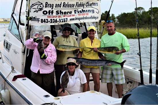 Brag Release Fishing Charters