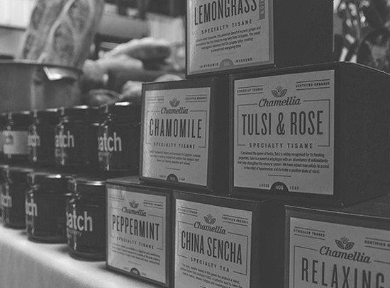 Ventnor, Australia: tea, jams, provedore, produce, shop
