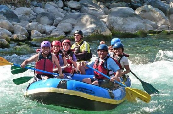 Full-Day Lunahuana Rafting and Canopy...
