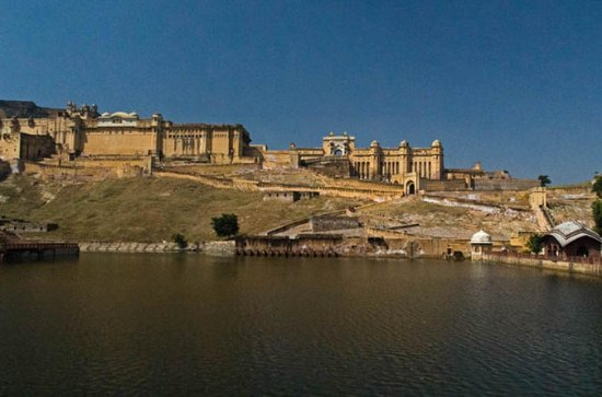 Jaipur Tour from New Delhi: Amber Fort...