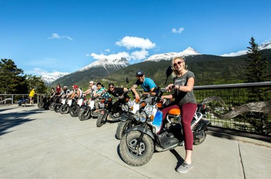 Skagway Scooter Gold Rush Adventure
