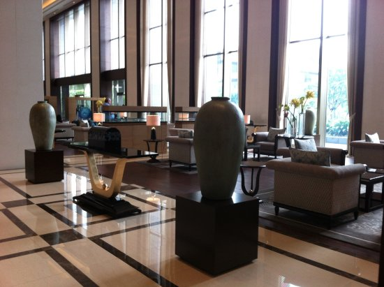 Club Lounge Picture Of Fairmont Jakarta Jakarta Tripadvisor