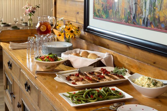 Pleasanton, KS: We are happy to cater your special event or luncheon.