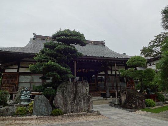 日野市, 東京都, 本堂です