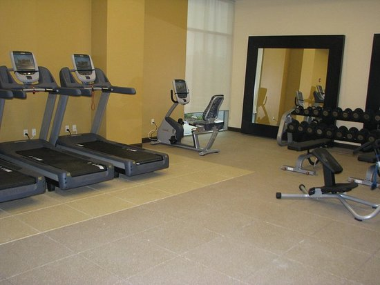 Embassy Suites by Hilton Ontario-Airport: Fitness Center