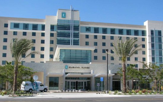 Embassy Suites by Hilton Ontario-Airport: Welcome to the Embassy Suites Ontario - Airport!