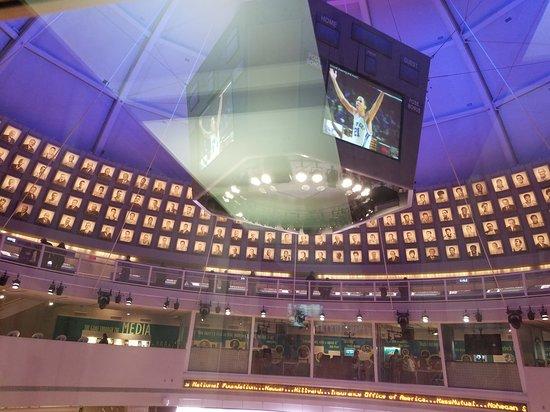 Basketball Hall of Fame : Great time!!