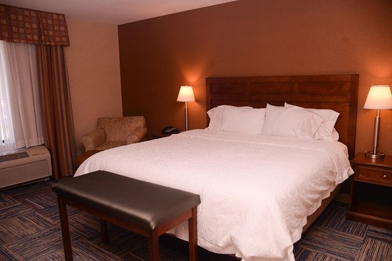 Hampton Inn Greenfield : King Room