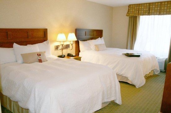 Hampton Inn Greenfield : Double Room