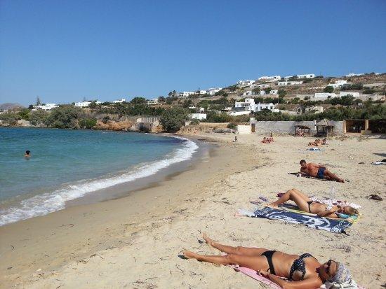 Parikia, Yunani: Souvlia Beach