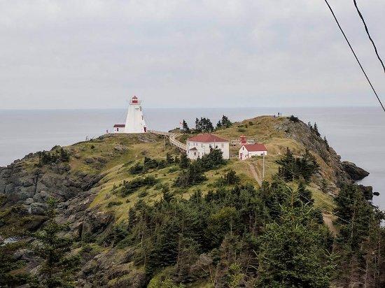 Grand Manan, Canada: Swallowtail Lighthouse