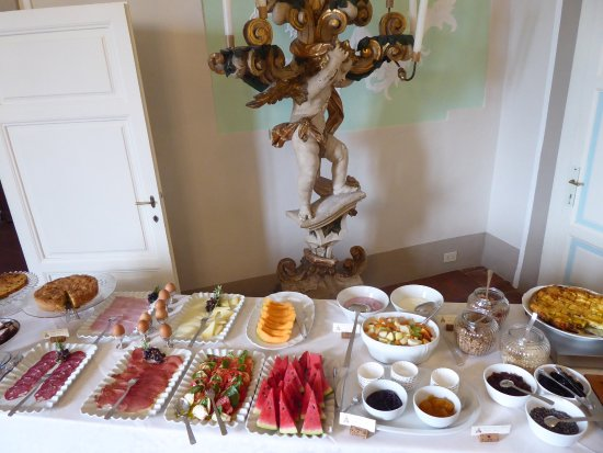 Gaiole in Chianti, Ιταλία: fantastic breakfast