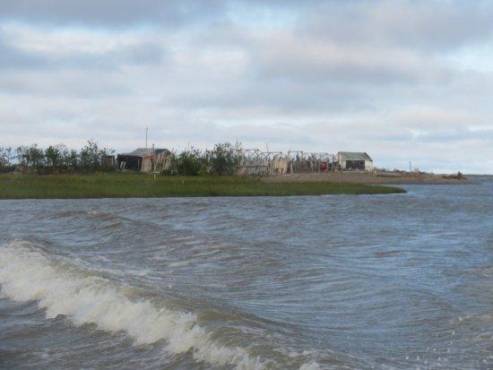 Inuvik, Καναδάς: A whaling camp