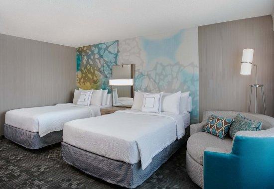 Courtyard Detroit Pontiac/Auburn Hills: Double/Double Guest Room