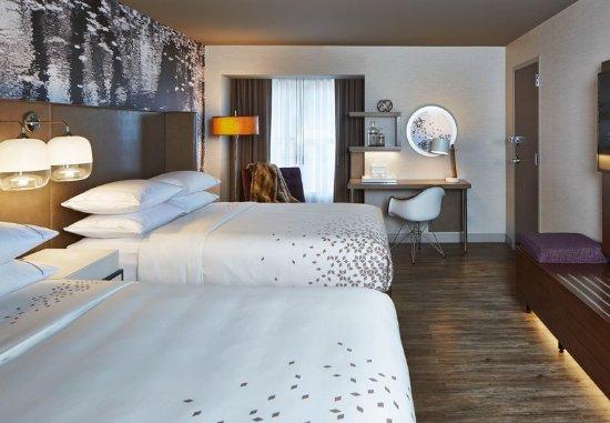 Pittsford, Estado de Nueva York: Queen/Queen Guest Room