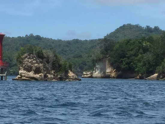 Divers Lodge Lembeh : Nearby dive spot