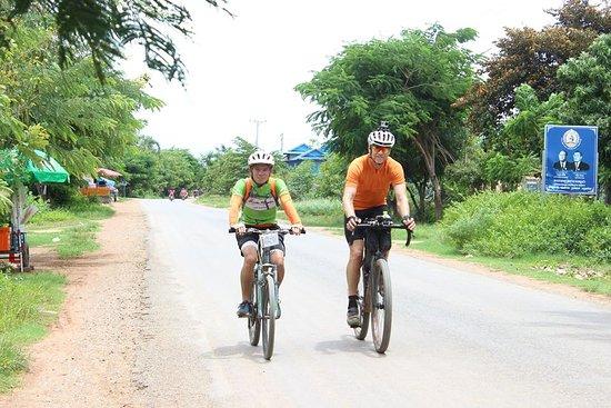 The Battambang Bike